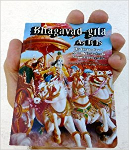 Bhagavad Gita As It Is (English)  Pocket Edition  by  His Divine Grace A.C. Bhaktivedanta Swami Prabhupada